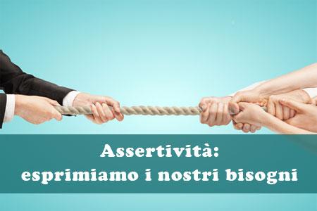 Assertività esprimere i bisogni